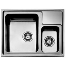 Teka Sink Stage 60 S-CN steel