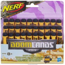 HASBRO Nerf Doomlands 30 arrows