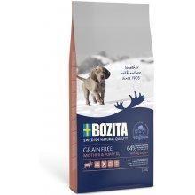 Bozita Grain Free Mother & Puppy XL ELK 12kg...
