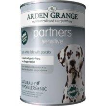 Arden Grange Sensitive - океаническая белая...