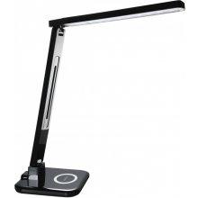 Hama LED-Schreibtischlampe SL65 QI-Lader...