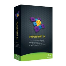 Nuance PaperPort Standard 14, Win, Box, ENG...