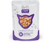 Brit Care Cat Chicken & Cheese KITTEN 80g