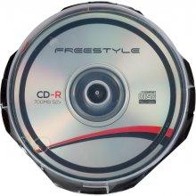 Toorikud OMEGA Freestyle CD-R 700MB 52x 10tk...