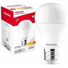 TOSHIBA LED lamp 5,5W 230V 470lm warm valge