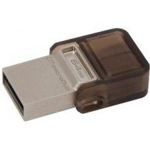 Mälukaart KINGSTON Flashdrive 64GB DT...