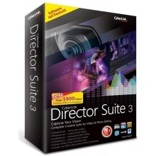 CyberLink Director Suite 3 Win DVD...