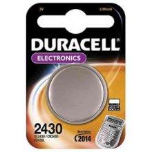 DURACELL CR2430 3V, литий, Button/coin...