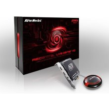 AVer (AVerMedia) PCI-E video Grabber Live...