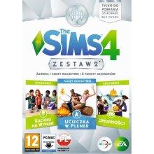 Игра EA The Sims 4 Set 2 PC (Subtitles PL)