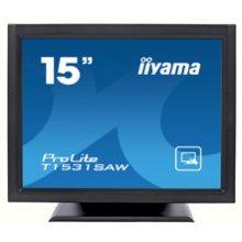 "Monitor IIYAMA 38.1cm (15"") T1531SAW-B3 4:3..."