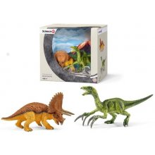 Schleich Dinosaurs Triceratops +...