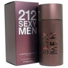 Carolina Herrera 212 Sexy Men 100ml - Eau de...