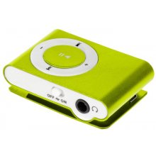 QUER MP3 PLAYER roheline SLOT MICRO SD