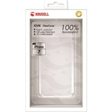Krusell Apple iPhone 7 KIVIK ümbris Clear