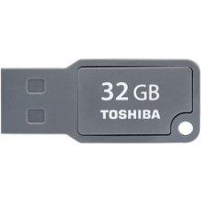 Флешка TOSHIBA TransMemory U201 32GB серый