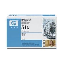 Тонер HP Q7551A Toner чёрный