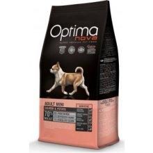 Optimanova Adult Mini Grain Free Salmon 800g...