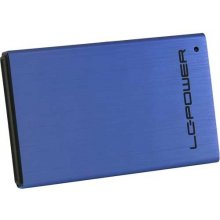 LC-Power LC-25U3-XL USB3.0 синий
