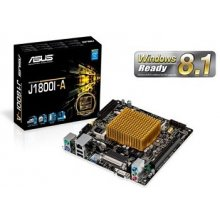 Emaplaat Asus J1800I-A Processor pere Intel...