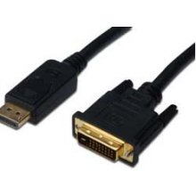 Assmann/Digitus DisplayPort Adapterk,DP/DVI...