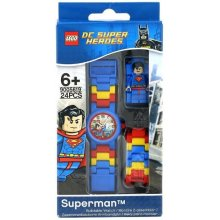 LEGO watch Superman Minifigurka