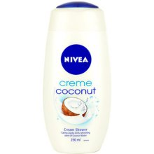 NIVEA Creme Coconut Cream Shower, Cosmetic...