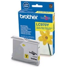 Tooner BROTHER tint LC970Y kollane | 300pgs...