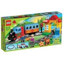 LEGO Duplo Mój pierwszy pociąg
