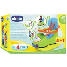 CHICCO kettad 4in1 roheline