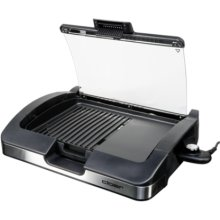 CLOER Barbecue Grill with glass lid 6725...
