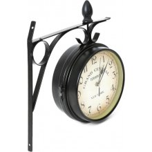 PLATINET wall clock Station (43220)