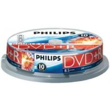 Diskid Philips DVD+R DL 8.5GB 8X