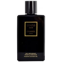 Chanel Coco Noir, Shower gel 200ml, Shower...