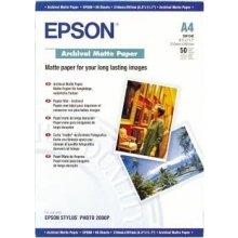 Epson Archival Matte Paper A4, 50 Sheet...