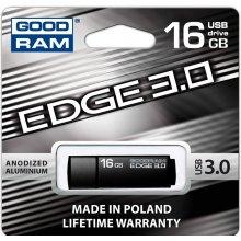 Mälukaart GOODRAM 16GB USB 3.0 mälupulk Edge...