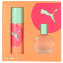 Puma Sync, Edt 20ml + 50ml deodorant, EDT...
