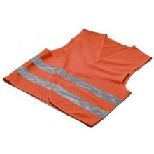 Hama Automotive Warnweste oranž