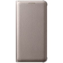 Samsung Flip Wallet A3 Gold