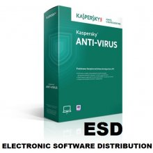 KASPERSKY LAB Kaspersky ESD Anti-Virus 2016...