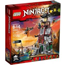 LEGO NINJAGO 70594 The Lighthouse Siege
