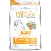 Pro-Nutrition Pure Life Cat Sterilized...