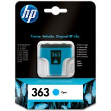Тонер HP Nr.363 Tinte голубой
