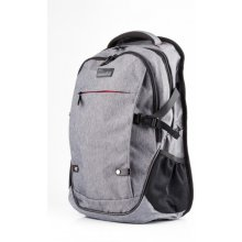 "Natec notebook backpack ALPACA, 17,3"" серый"