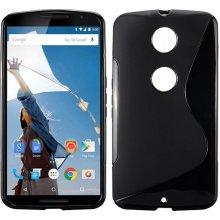 Muu Kaitseümbris Motorola Nexus 6, kummist...