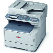 Oki PRINTER / FAX / COP / SCAN LED/MC562DNW...