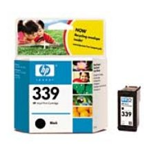 Тонер HP Cartridge 339 чёрный Vivera | 21ml