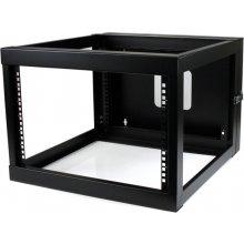 StarTech.com RK619WALLOH, 6U, чёрный, 49.8