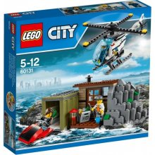 LEGO City Crooks Island 60131
