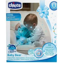 CHICCO Bear with blue projector